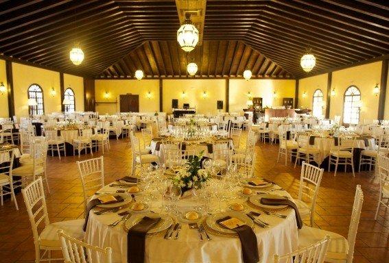Salón Hacienda Veracruz Sevilla