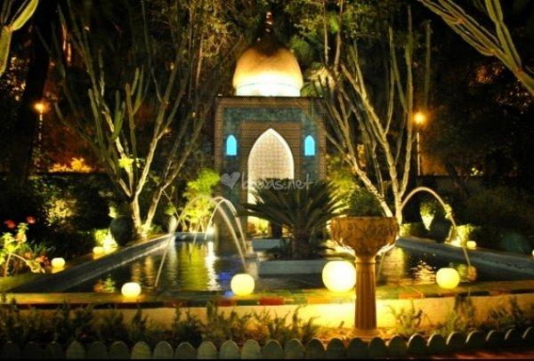 Villa Luisa iluminación