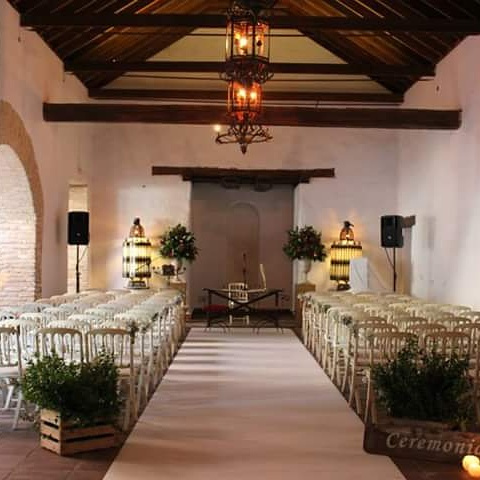 Boda Civil en Hacienda