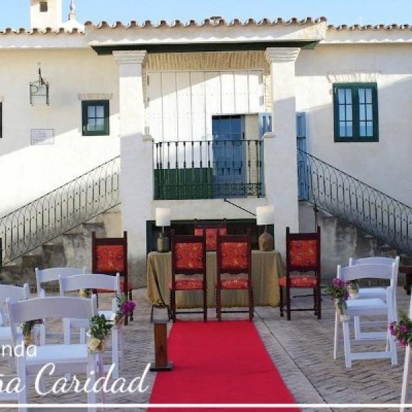 Hacienda Doña Caridad Sevilla