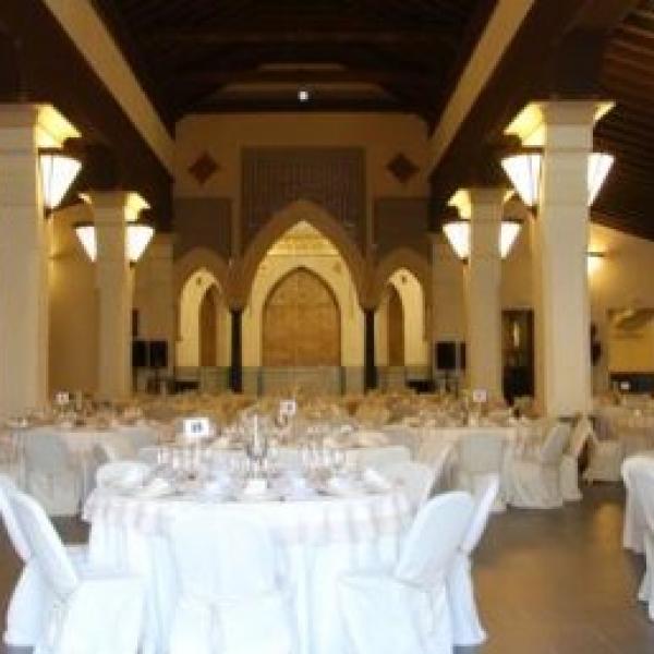 Hacienda Monte Carmelo salón